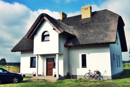 Dom mieszkalny w okolicach Łowicza