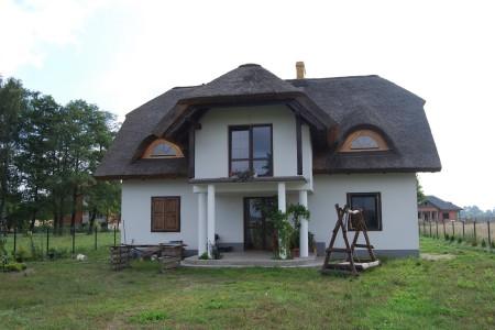 Dom w okolicach Łowicza